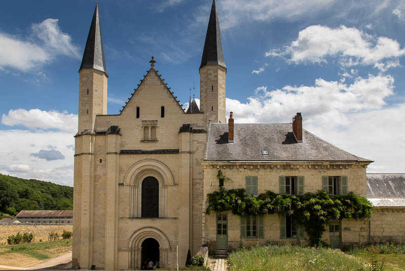 Fontevraud France Dorsetcamera