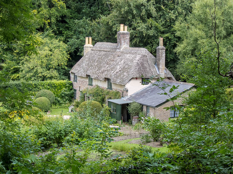 Hardy's Cottage Higher Bockhampton Dorset