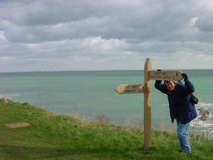 Dorsetcamera Swanage Coast Path walk