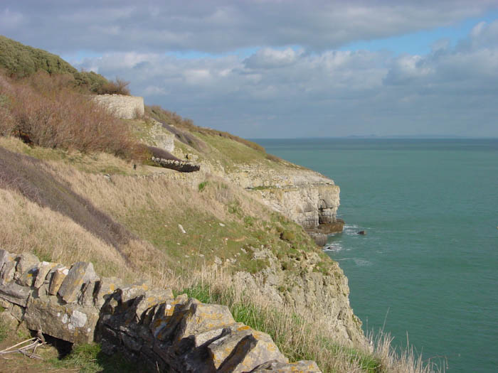 Dorsetcamera Durlston Coast Path walk