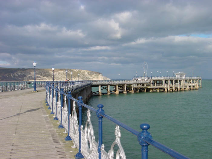Dorsetcamera Swanage Pier Coast Path walk