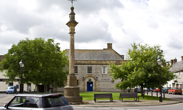 Ilchester Somerset Town Hall
