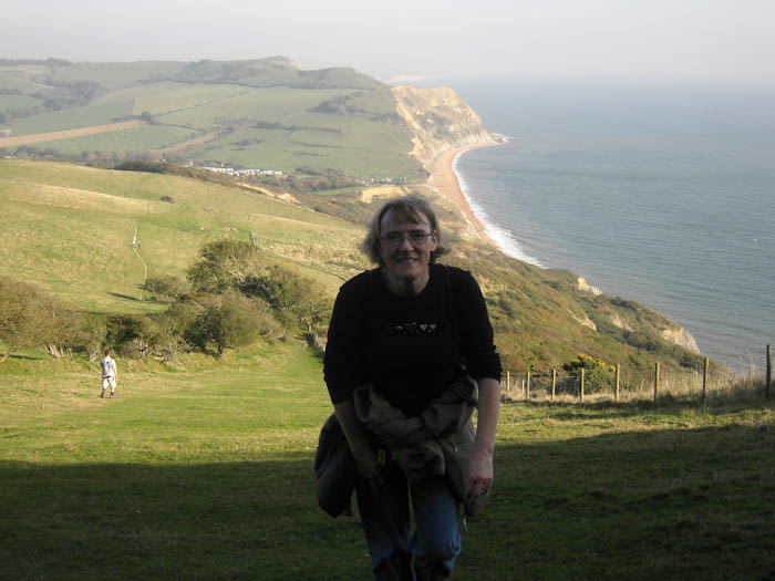 Golden Cap Dorset Dorsetcamera  Coastal Path Walk
