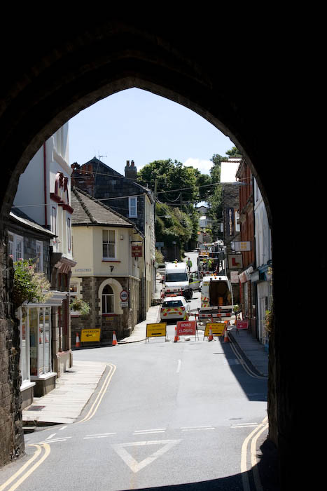 Launceston Cornwall