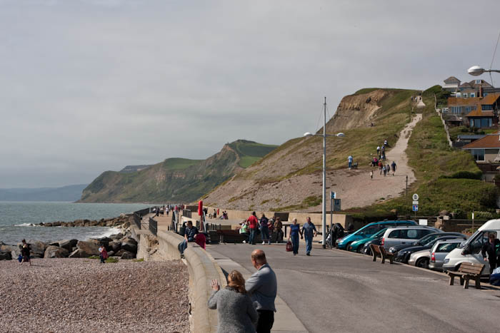 West Bay Dorset Coast Path Dorsetcamera