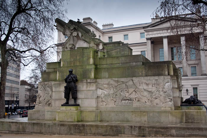 London Dorsetcamera Royal Artillery Memorial Hyde Park Corner