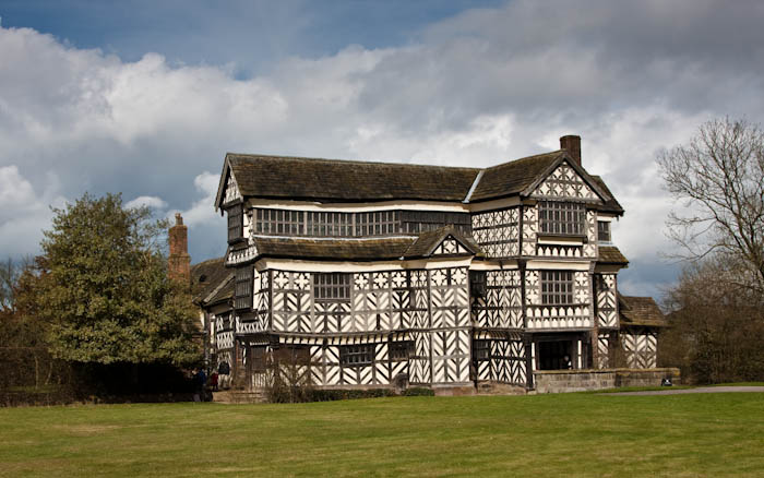 Little Moreton Hall Cheshire Dorsetcamera National  Trust