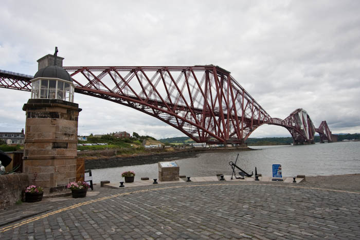 Forth Rail Bridge North Queensferry Fife Dorsetcamera
