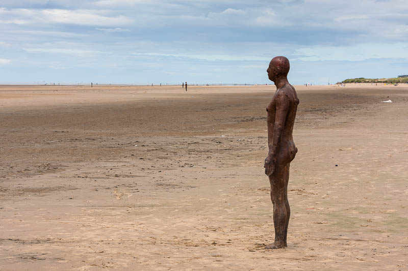 Crosby Lancashire Dorsetcamera Anthony Gormley